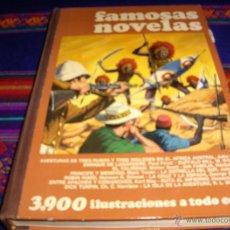 Tebeos: FAMOSAS NOVELAS Nº III (3). BRUGUERA PRIMERA 1ª EDICIÓN. 1973. DIFÍCIL!!!!. Lote 43214658