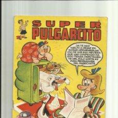 Tebeos: SUPER PULGARCITO Nº 15. Lote 43237100