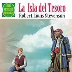 Tebeos: LA ISLA DEL TESORO, ROBERT LOUIS STEVENSON. Lote 43241242