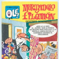 Tebeos: COLECCIÓN OLÉ! - MORTADELO Y FILEMÓN - ED. BRUGUERA - Nº 88 - 5ª EDICIÓN - 1982. Lote 43253535