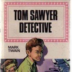 Tebeos: HISTORIAS INFANTIL. Nº 31 TOM SAWYER DETECTIVE. MARK TWAIN. 1969. Lote 43262902