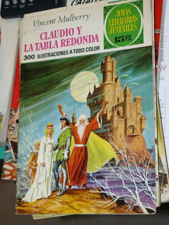 TEBEOS-COMICS CANDY - JOYAS LITERARIAS JUVENILES - Nº 54 - 15 PTS - 1ª EDICION - *BB99 (Tebeos y Comics - Bruguera - Joyas Literarias)