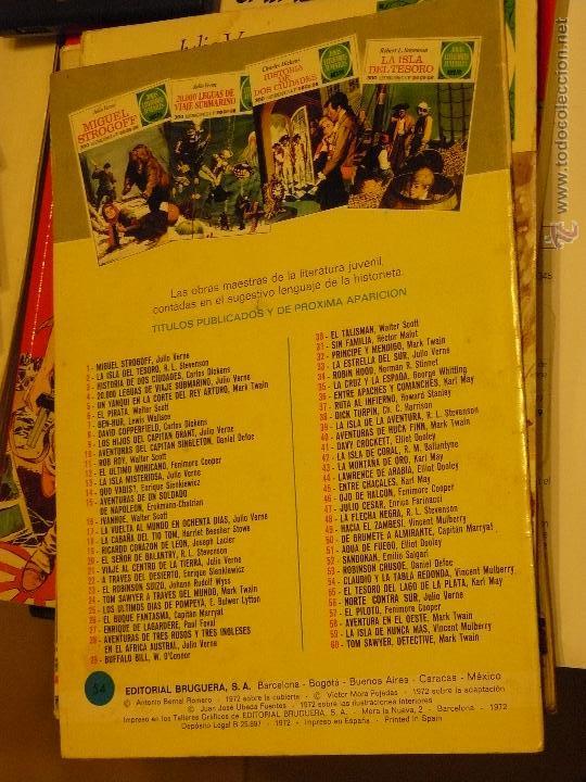 Tebeos: TEBEOS-COMICS CANDY - JOYAS LITERARIAS JUVENILES - Nº 54 - 15 PTS - 1ª EDICION - *BB99 - Foto 2 - 43353998
