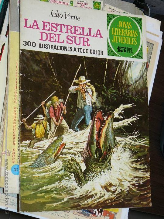 TEBEOS-COMICS CANDY - JOYAS LITERARIAS JUVENILES - Nº 33 - DE 15 PTAS - 1ª EDICION - CARTON *AA99 (Tebeos y Comics - Bruguera - Joyas Literarias)