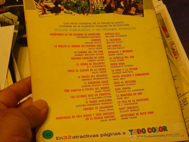 Tebeos: TEBEOS-COMICS CANDY - JOYAS LITERARIAS JUVENILES - Nº 33 - DE 15 PTAS - 1ª EDICION - CARTON *AA99 - Foto 3 - 43364099