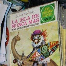 Tebeos: TEBEOS-COMICS CANDY - JOYAS LITERARIAS JUVENILES - VERDE - Nº 59 - 15 PTAS - - 2ª EDIC-*DD99. Lote 43364344