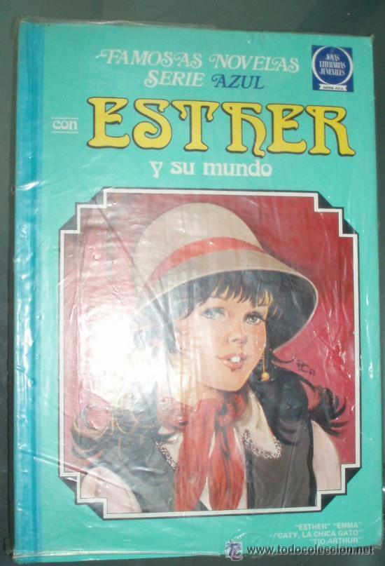 ESTHER Y SU MUNDO TOMO Nº 8 1ª EDICION AÑO 83 (Tebeos y Comics - Bruguera - Esther)