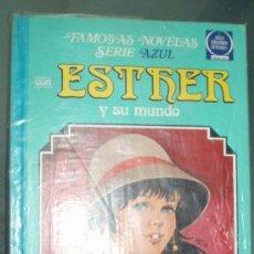 Tebeos: ESTHER Y SU MUNDO TOMO Nº 8 1ª EDICION AÑO 83. Lote 43386676