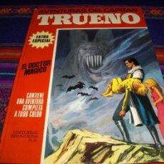 Tebeos: TRUENO COLOR EXTRA ALBUM ROJO Nº 5. BRUGUERA 1970. EL DOCTOR MÁGICO. DIFÍCIL!!!!. Lote 43414385