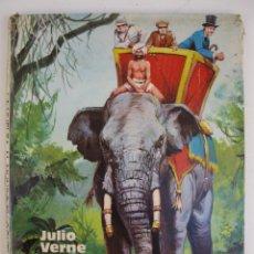 Tebeos: LA VUELTA AL MUNDO EN OCHENTA DIAS - JULIO VERNE - PALMA DE ORO Nº 8 - BRUGUERA - AÑO 1977.. Lote 43421698