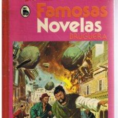 Tebeos: FAMOSAS NOVELAS. VOLUMEN XII. BRUGUERA 1982.. Lote 39337345