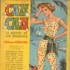 Tebeos: TEBEOS-COMICS CANDY - CAN CAN - Nº 26 - BRUGUERA - 1958 *AA99. Lote 43541819