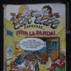 Tebeos: ZIPI Y ZAPE. ESPECIAL ¡VIVA LA PANDA! BRUGUERA. Lote 43612824