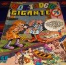 Tebeos: MORTADELO GIGANTE Nº 7. BRUGUERA 1976. 60 PTS.. Lote 164957805