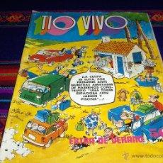 Tebeos: TIO VIVO EXTRA VERANO 1977. BRUGUERA 50 PTS. BUEN ESTADO. DIFÍCIL!!!!!!!!!!!. Lote 43641734