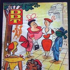 Tebeos: TEBEO-REVISTA EL DDT . PRIMERA ÉPOCA . Nº 231. Lote 43642029