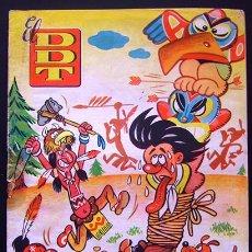 Tebeos: TEBEO-REVISTA EL DDT . PRIMERA ÉPOCA . Nº 119. Lote 43651190