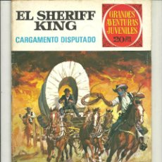 Tebeos: EL SHERIFF KING. GRANDES AVENTURAS JUVENILES. Nº 8. Lote 43731745