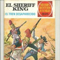 Tebeos: EL SHERIFF KING. GRANDES AVENTURAS JUVENILES. Nº 6. Lote 43731797