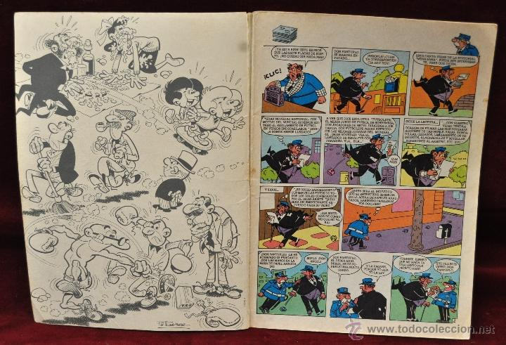 Tebeos: LOTE DE 21 COMICS DE LA COLECCION OLÉ. AÑOS 80. ED. BRUGUERA. ZIPI-ZAPE,ROMPE TECHOS, EL BOTONES, ET - Foto 14 - 43735017
