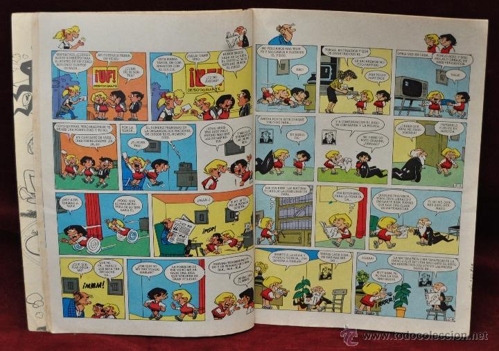 Tebeos: LOTE DE 21 COMICS DE LA COLECCION OLÉ. AÑOS 80. ED. BRUGUERA. ZIPI-ZAPE,ROMPE TECHOS, EL BOTONES, ET - Foto 15 - 43735017