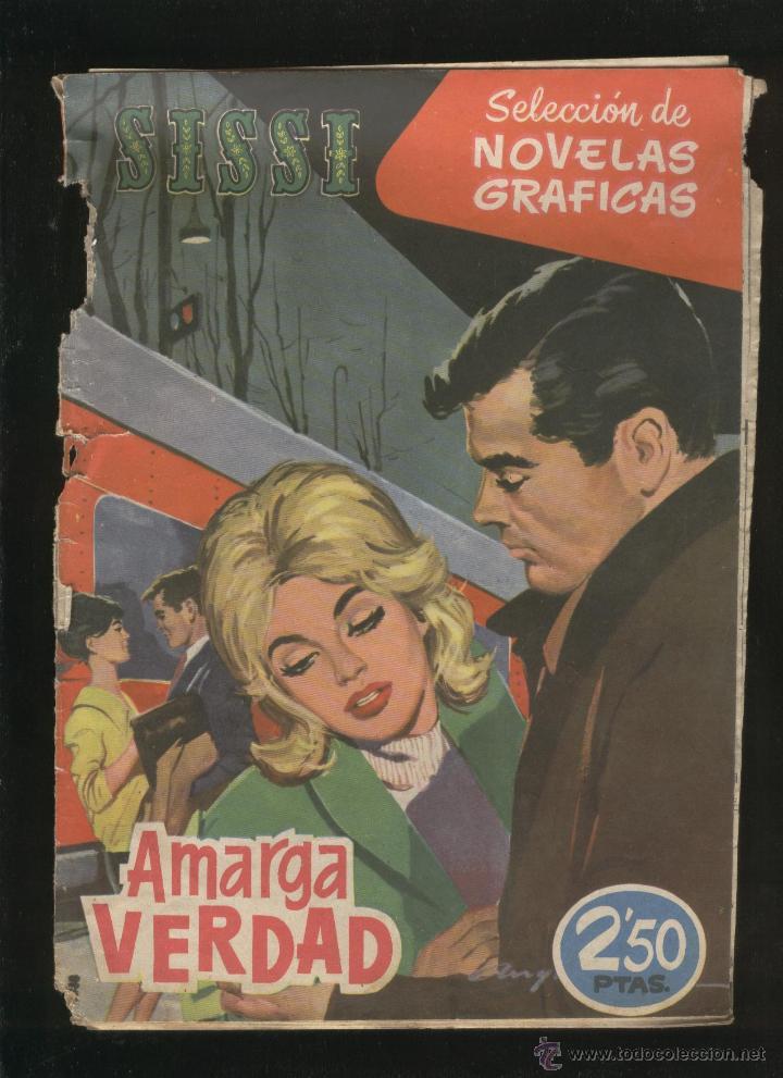 Tebeos: Lote de 7 revistas antiguas Sissi Editorial Bruguera. 1959. Comic. Ver fotos - Foto 6 - 43742337