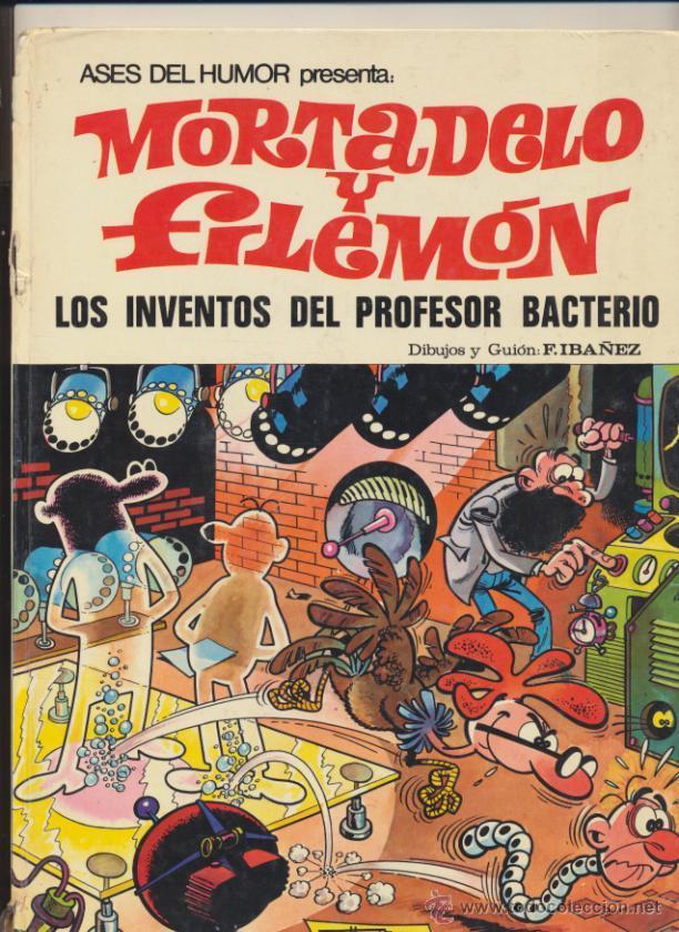 ASES DEL HUMOR Nº 14. 2 º EDICIÓN BRUGUERA. (Tebeos y Comics - Bruguera - Mortadelo)