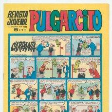 Tebeos: PULGARCITO - Nº 2003 - ED. BRUGUERA - 1969 (CON EL SHERIFF KING). Lote 43836063