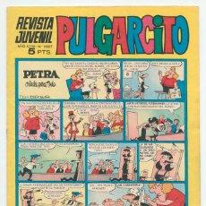 Tebeos: PULGARCITO - Nº 2007 - ED. BRUGUERA - 1969 (CON EL SHERIFF KING). Lote 43836072