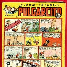 Tebeos: ALBUM INFANTIL PULGARCITO , Nº 219 , BRUGUERA , ORIGINAL. Lote 43925029
