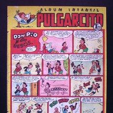 Tebeos: TEBEO-COMIC PULGARCITO . Nº 160 . 1947-1952 . ORIGINAL. Lote 43971792