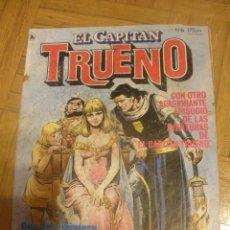 Tebeos: EL CAPITAN TRUENO Nº 6 - EDITORIAL BRUGUERA 1986. Lote 44021529