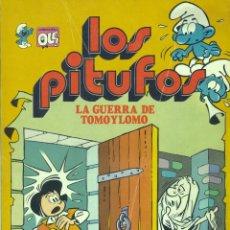 Tebeos: LOS PITUFOS Nº13. COLECCIÓN OLÉ. EDITORIAL BRUGUERA,1981. DIBUJOS DE PEYO . Lote 44030087