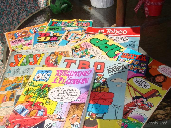 TEBEOS TIO VIVO (Tebeos y Comics - Bruguera - Tio Vivo)