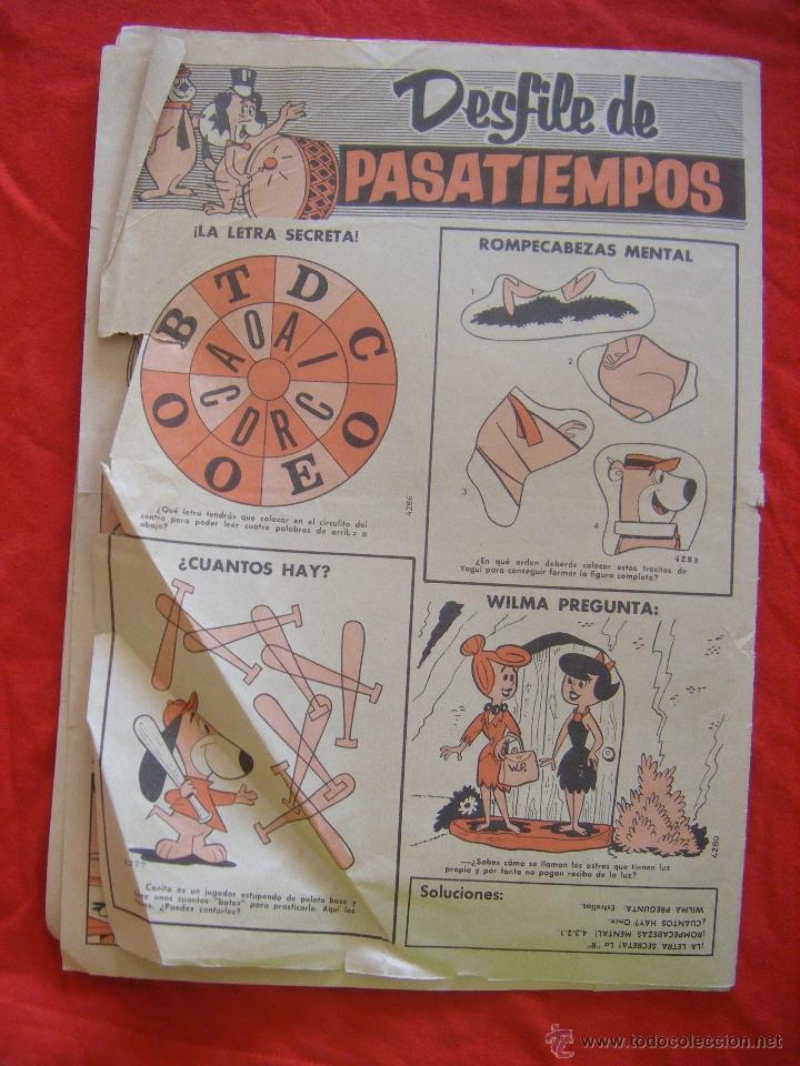 Tebeos: JML LUPY EL LOBO BONDADOSO, TELE COLOR, JESUS ULLED MURRIETA, BRUGUERA, AÑO II, Nº 94, 1964. 24PÁG. - Foto 9 - 44048558