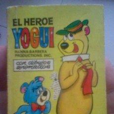 Tebeos: MINI INFANCIA Nº 25 OSO HEROE YOGUI 1 ª ED 1969. Lote 44118973
