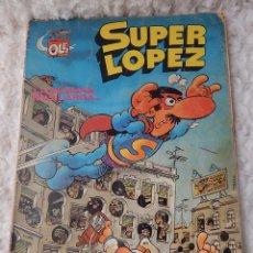 Tebeos: OLE - SUPER LOPEZ N. 6 - LA SEMANA MAS LARGA. Lote 44157871