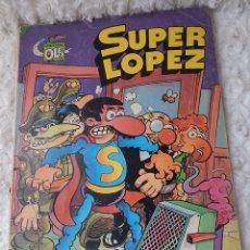 Tebeos: OLE - SUPER LOPEZ N. 4 -LOS ALIENIGENAS. Lote 44158229