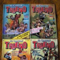 Tebeos: COMIC EL CAPITAN TRUENO BRUGUERA 1986 LOTE DE 13 COMICS 1-2-3-4-5-6-7-8-9-10-11-12-13 PRODUCTO NUEVO. Lote 57198178
