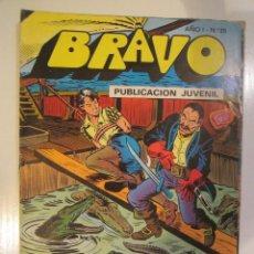 BDs: EL CACHORRO Nº 35 BRAVO. Lote 44230902