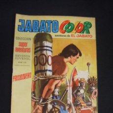 Tebeos: JABATO COLOR - Nº 8 - PRIMERA EPOCA - PRISIONERO - BRUGUERA - . Lote 44297852