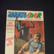 Tebeos: JABATO COLOR - Nº 53 - PRIMERA EPOCA - NORLUNDO SIN ROSTRO - BRUGUERA - . Lote 44298991