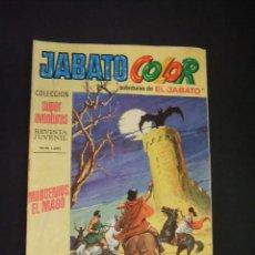 Tebeos: JABATO COLOR - Nº 55 - PRIMERA EPOCA - MORDENIUS, EL MAGO - BRUGUERA - . Lote 44299057