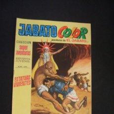 Tebeos: JABATO COLOR - Nº 77 - PRIMERA EPOCA - ESTATUAS VIVIENTES - BRUGUERA - . Lote 44301413