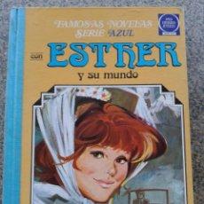 Tebeos: ESTHER Y SU MUNDO -- TOMO 4 -- FAMOSAS NOVELAS SERIE AZUL -- 1ª EDICION 1980 -- BRUGUERA --. Lote 44360361