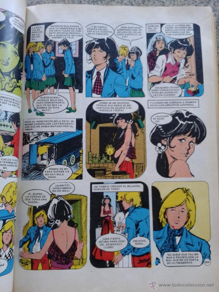 Tebeos: ESTHER Y SU MUNDO -- TOMO 4 -- FAMOSAS NOVELAS SERIE AZUL -- 1ª EDICION 1980 -- BRUGUERA -- - Foto 2 - 44360361