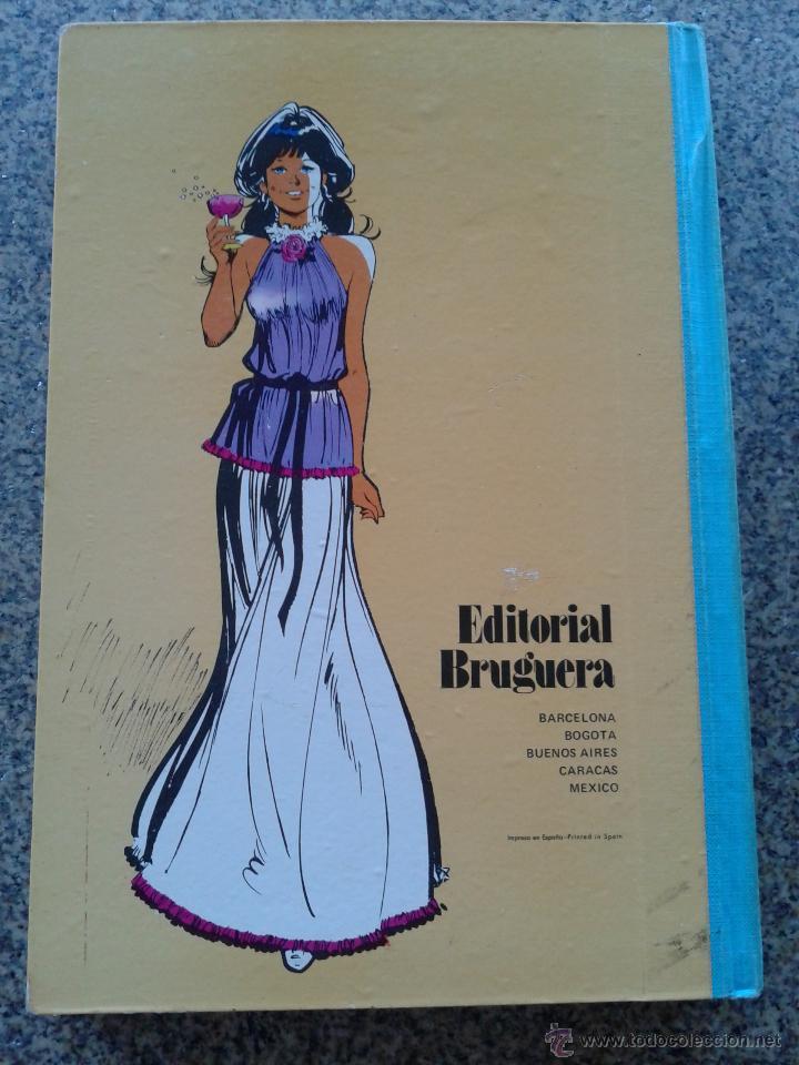 Tebeos: ESTHER Y SU MUNDO -- TOMO 4 -- FAMOSAS NOVELAS SERIE AZUL -- 1ª EDICION 1980 -- BRUGUERA -- - Foto 3 - 44360361