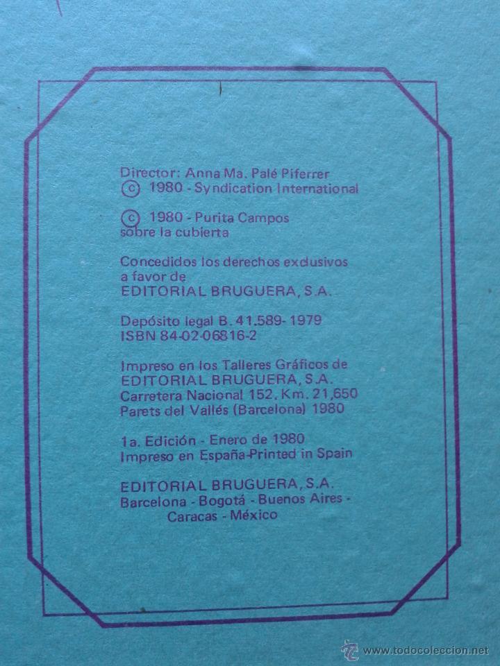Tebeos: ESTHER Y SU MUNDO -- TOMO 4 -- FAMOSAS NOVELAS SERIE AZUL -- 1ª EDICION 1980 -- BRUGUERA -- - Foto 4 - 44360361