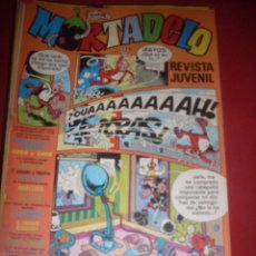 Tebeos - mortadelo semanal numero 109 NORMAL ESTADO - 44361153