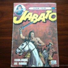Tebeos: ALBUM COLOR, JABATO Nº1 ( ESCLAVOS DE ROMA ). Lote 44446637